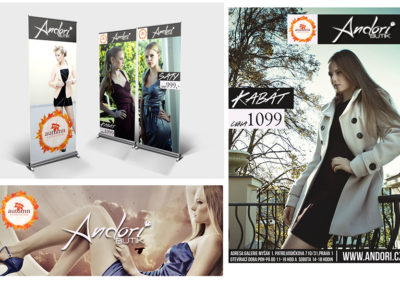 Katalog, Roll Up Andori