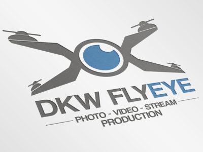 logo DKW FLYEYE