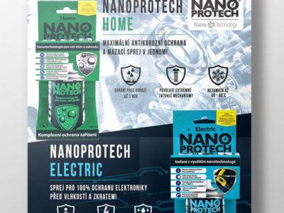Plakát A2 Nanoprotech