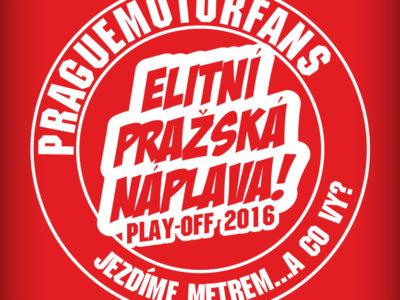 Logo Play Off 2016 PragueMotorfans