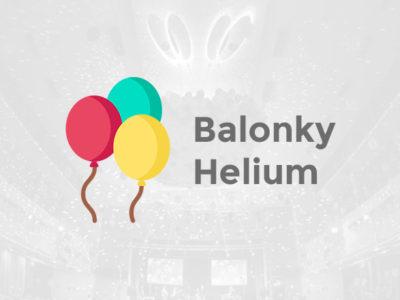 BalonkyHelium